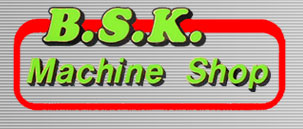 BSK Machine Shop